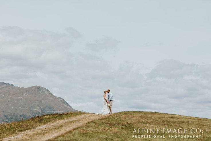 New Zealand Mountain Weddings by Alpine Image Company