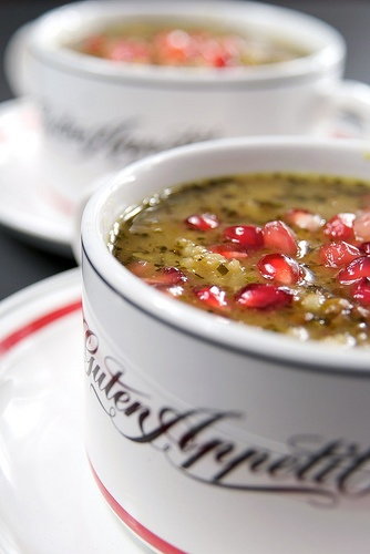 Pomegranate Lentil Soup | Food in all of its greatness | Pinterest