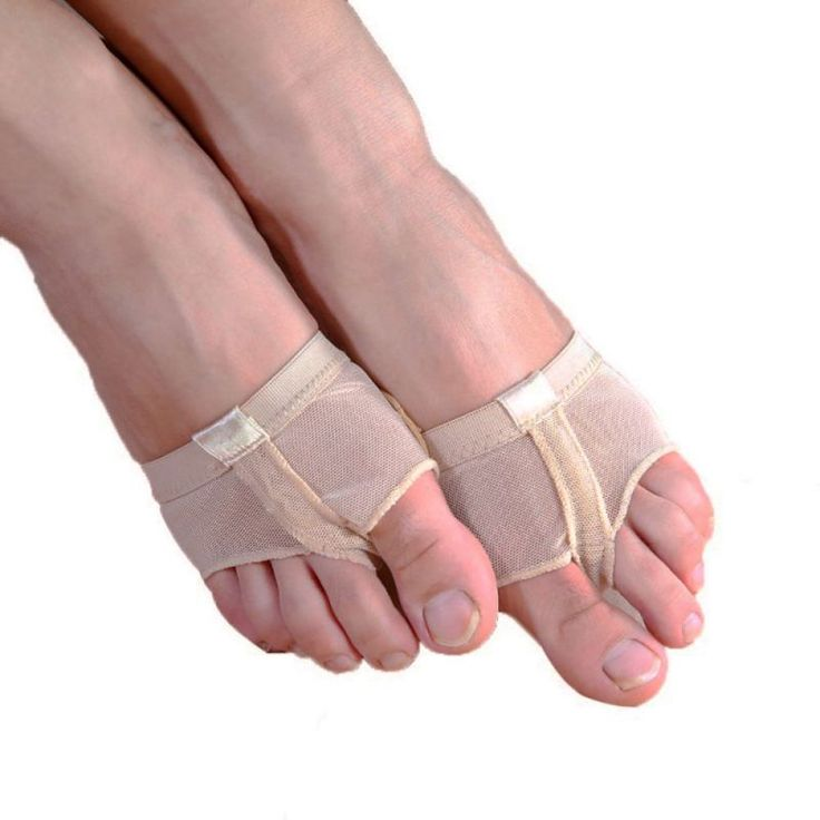 Yoga Shoes For Arthritis: Lady Dance Gym Protector Dance Paws, Foot Thongs, Toe