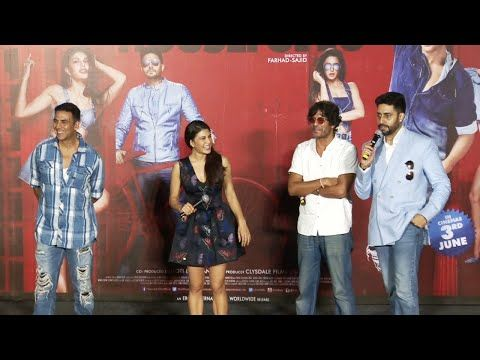 HOUSEFULL 3 pc   Akshay Kumar, Abhishek Bachchan, Jacqueline Fernandez   PART 1