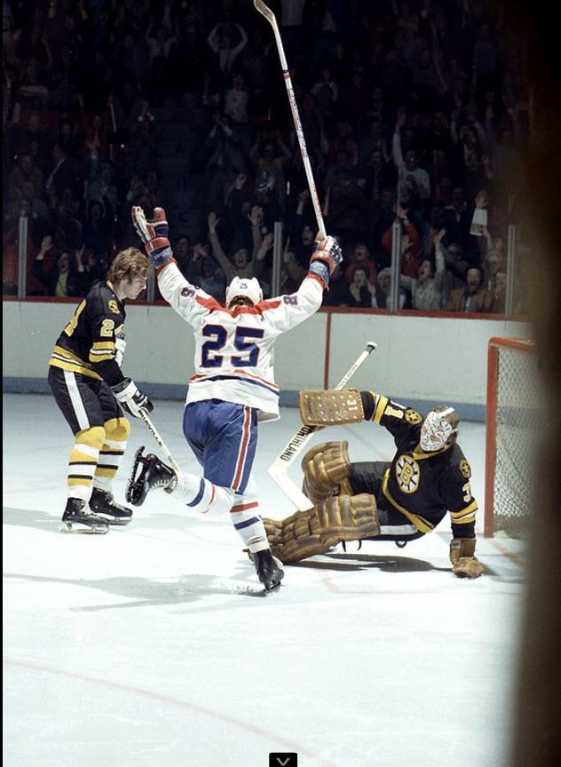 Jacques Lemaire : En séries, Lemaire n'avait pas son pareil. L'un des meilleurs joueurs de l'histoire de la LNH lorsque l'enjeu était à son maximum, il a inscrit trois buts en prolongation au cours de sa carrière, dont celui qui procurait la coupe Stanley au Tricolore en 1977. Le dernier but de Lemaire dans la LNH a d'ailleurs été le filet vainqueur de la coupe Stanley en 1979.
