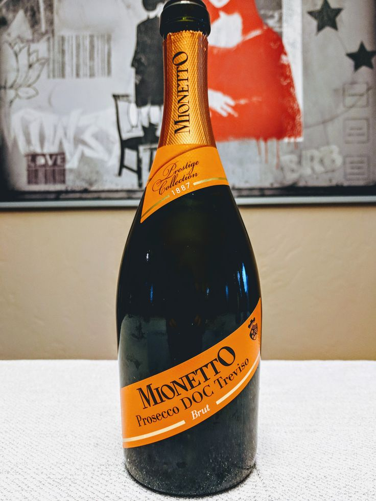 Mionetto Prosecco from Italy is a decent option if you are looking for a bottle of Prosecco under $15. It was rated 2.5/5 from The Glorious Grape | For the full review, and more bottles of Prosecco under $15, head over to thegloriousgrape.com!  #prosecco #sparklingwine #bubblesonabudget #budget #frugal #italy #wine #party #partytips #blog