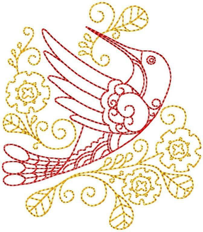 667 Best Images On Pinterest Little Birds Crafts And Embroidery