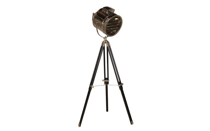 Signal Nautical Tripod Floor Lamp