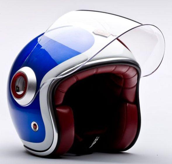 """New"" Ruby – Belvedere Helmet  "