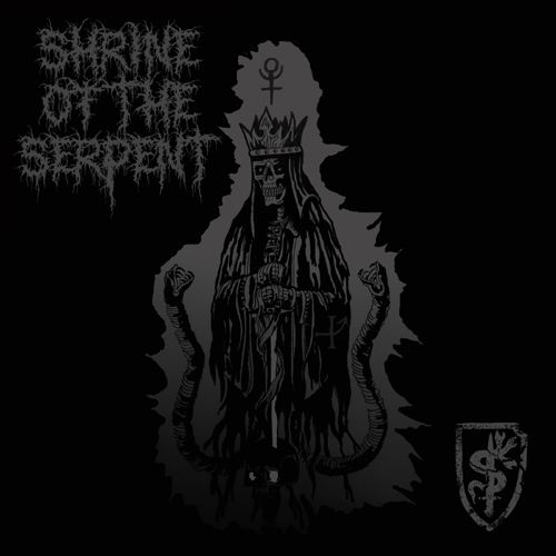 """""""Blood, bones, and curses are cast upon the listener...A very solid start to the band's catalog"""" says Ride With The Devil of the new SHRINE OF THE SERPENT and thier self titled release out now! Read all of the review right here: http://ridewiththedevil.blogspot.ca/2015/04/ophidian-offerings.html  Listen to and or purchase Shrine Of The Serpent here: http://www.shrineoftheserpent.bandcamp.com  FullBlast!PR http://www.fullblastpr.info Metal Music Promotion and PR"""
