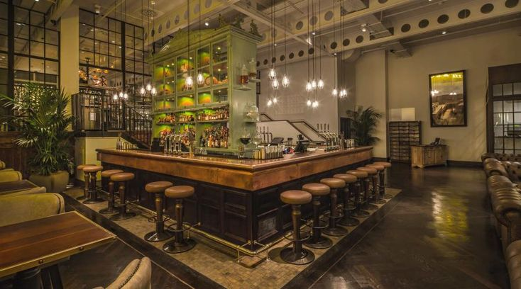 The Alchemist East London - Free online booking, information & reviews. The Alchemist, 6, Bevis Marks, London, EC3A 7BA