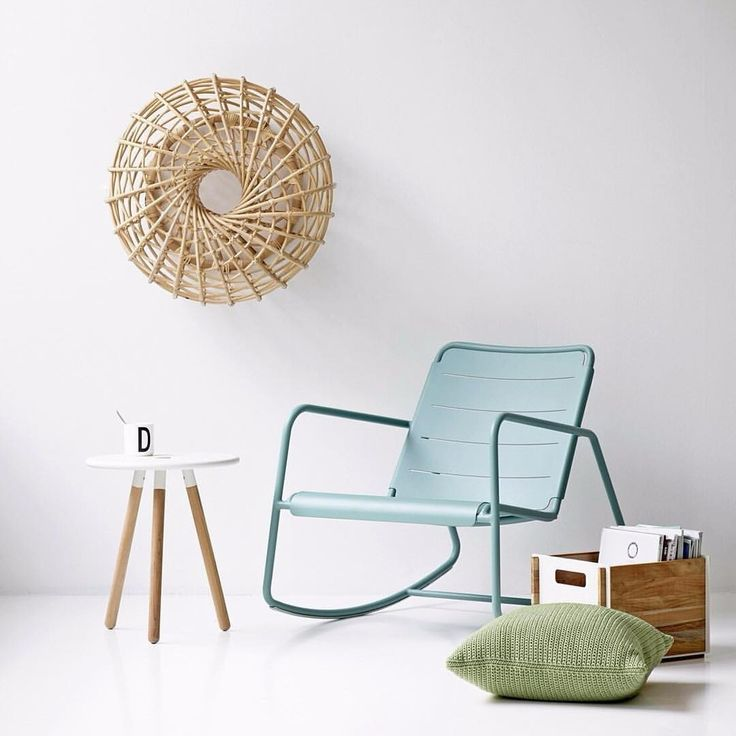 """archiproducts: """" 👇 Tap to explore more! @caneline is now taking the next step into comfortable furniture with """"Cane-line Elements"""" - an elegant indoor furniture range with exciting designs shaped of aluminum, teak and rattan. Read more on..."""