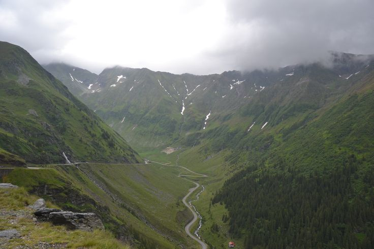 Transfagarasan Road, Romania http://www.touringromania.com/tours/long-tours/amazing-roads-of-romania-transalpina-and-transfagarasan-private-tour-5-days.html