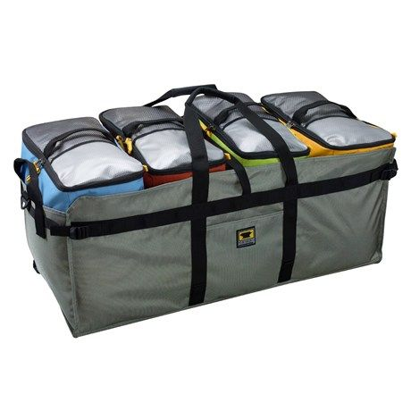 My OCD my have just gone into hyperdrive but this seems PERFECT for camping! Either each of us has a compartment or I can organize all our gear and keep it stored for quick packing...or BOTH! I need to order two now.
