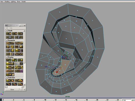 949_tid_008.jpg   Topology   Mesh Refs   Pinterest   Ears ...