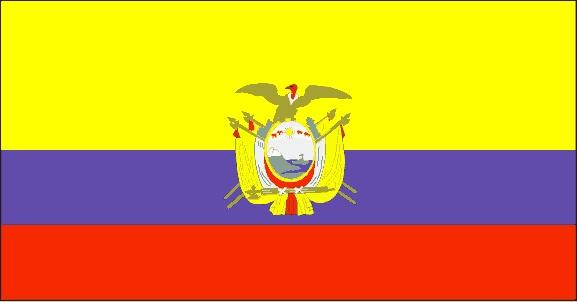 Equadors Fahne, flag, de ecuador. #Equador #Fahne #Ecuador #flag