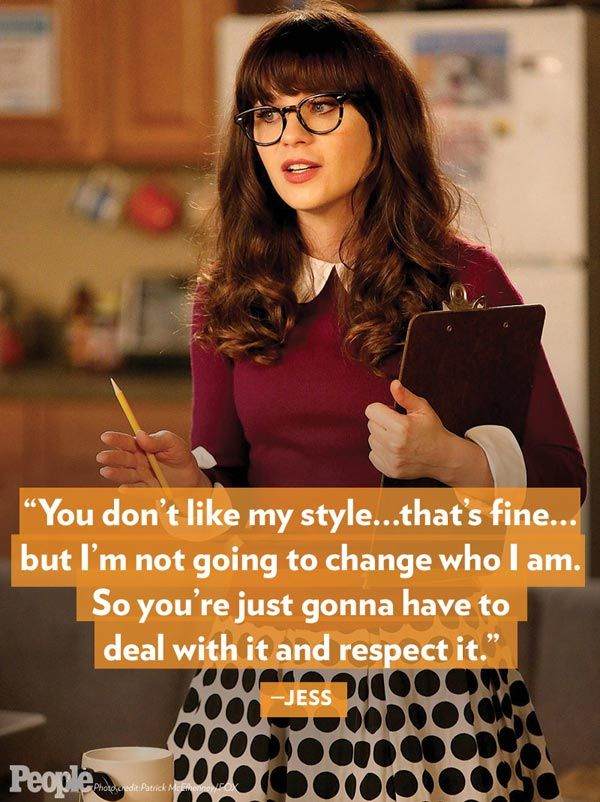 5 Brilliant Pieces of New Girl Wisdom to Prepare for the New Season| New Girl, Zooey Deschanel