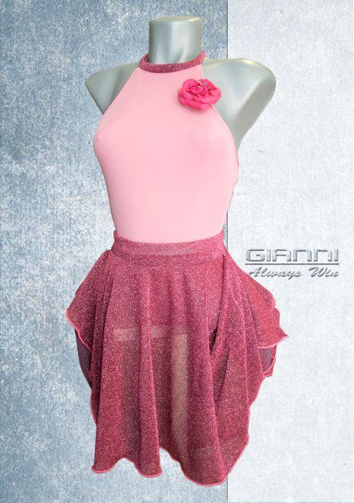 Gianni Style Dancewear -lady style dress . Latin dances.