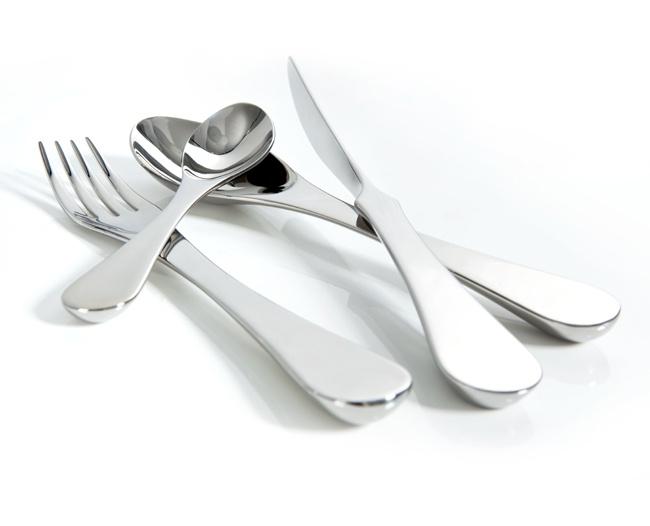 Royal VKB iD Cutlery Set by Gijs Bakker, Set of 24