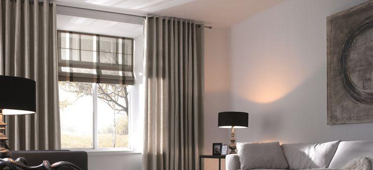 15 beste afbeeldingen van gordijnen vitrage ramen - Deco entreehal ...
