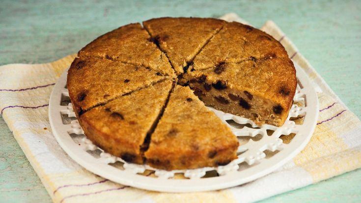 Lemon sultana cake recipe | Recipe in 2020 | Vegan cake ...