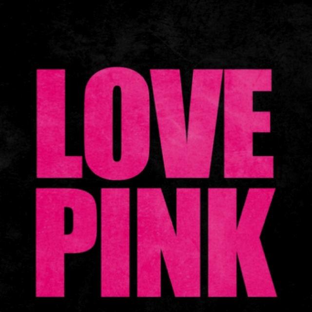 VS Pink- This has been my wallpaper on my phone for a long time. Love it! Phone wallpaper ...