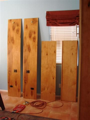 instructions to build a murphy bed