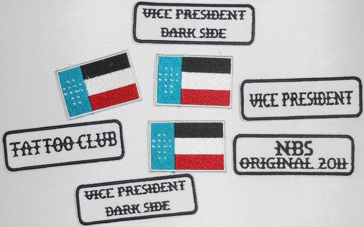 verschillende badges