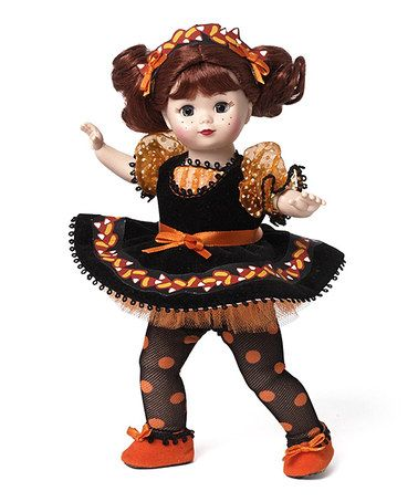 Loving this Candy Corn Cutie 8'' Doll on #zulily! #zulilyfinds