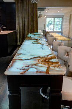 Franklin Lakes Residence - contemporary - basement - new york - Maxey Hayse Design Studios, Inc