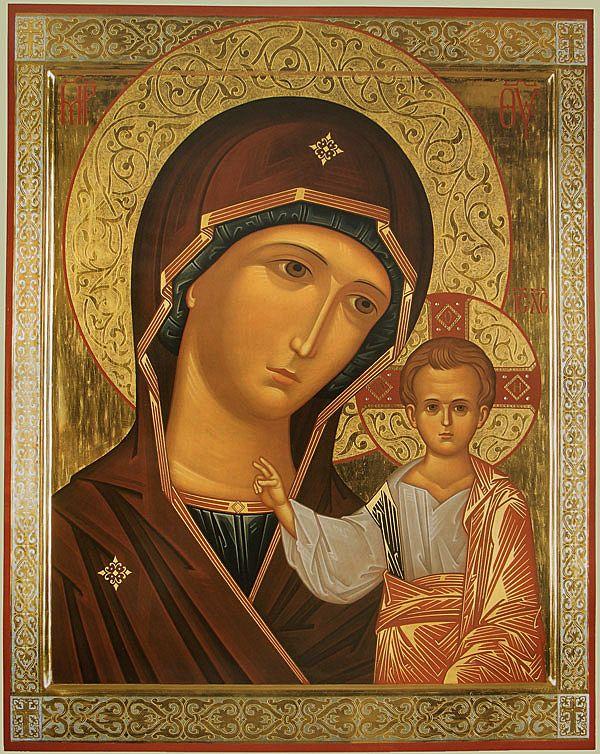 Библиотека / Иконы Георгия Гашева- Православный журнал Благодатный огонь