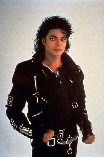 Michael Jackson bad outfit era behind the scenes backstage