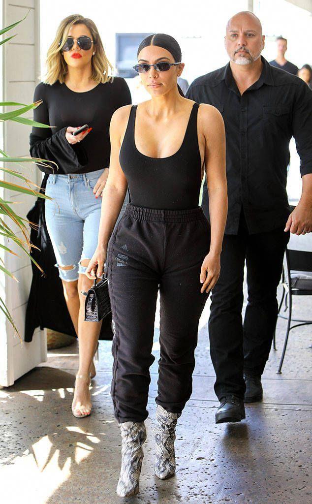 Khloe Kardashian & Kim Kardashian from The Big Picture