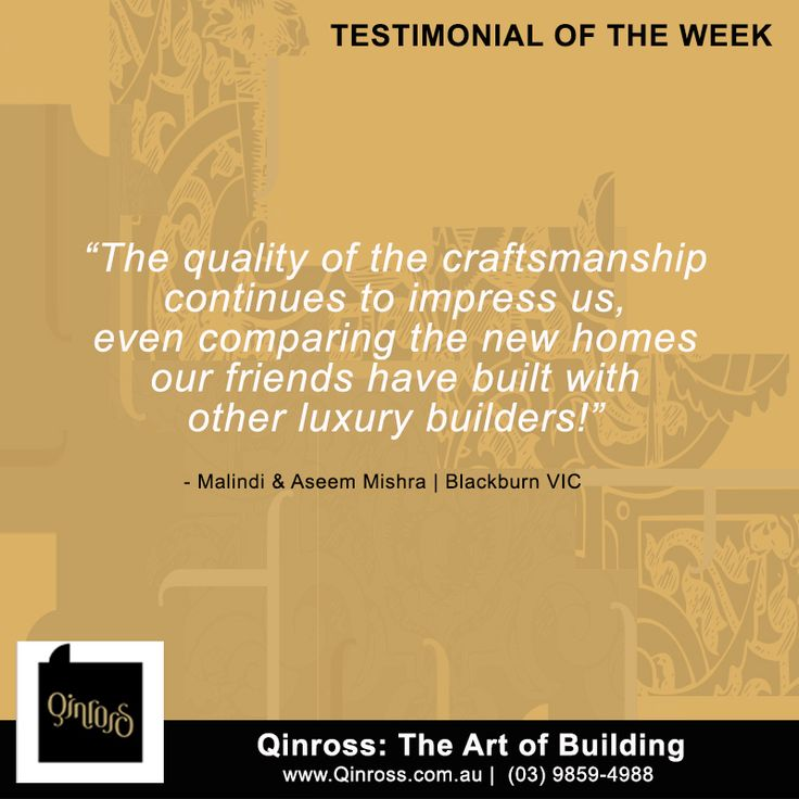 Hi everyone! We just want to share another testimonial from our client that made us really proud of our work! This one's from Malindi & Aseem Mishra of Blackburn, VIC!  #Boroondara #Banyule #Darebine #Whittlesea #Manningham #Nillumbik #Mornington #Nepean #Hastings #Gembrook #Monbulk #Evelyn #Macedon #YanYan #Eildon #Euroa #Bellarine #Lara #SouthBarwon #homebuilder #homedesign #homeconstruction #customhomes #homebuilding #homebuildercontractor #homedeveloper #buildingcontractor