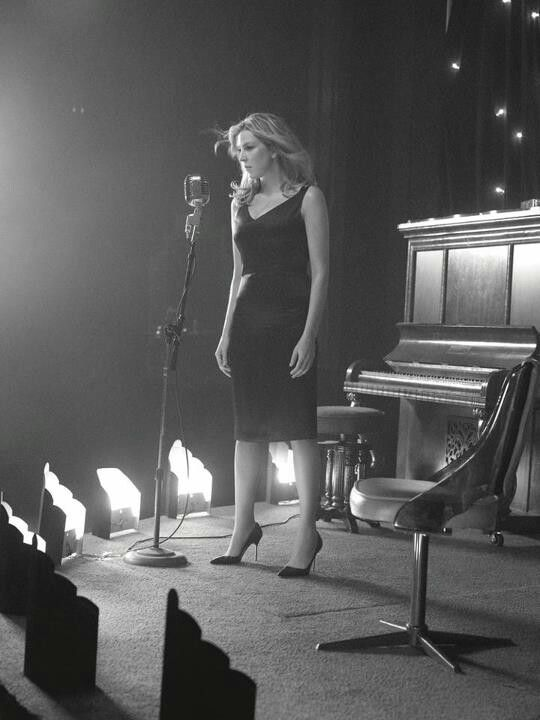 Diana Krall | [photographer unknown]