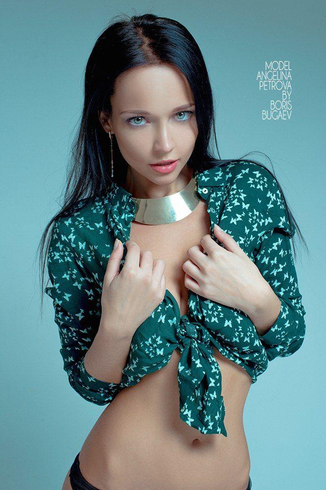 Angelina blind порно