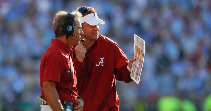 At first glance, some may think Nick Saban is crazy for replacing Lane Kiffin with Steve Sarkisian right now as offensive coordinator. We think otherwise.