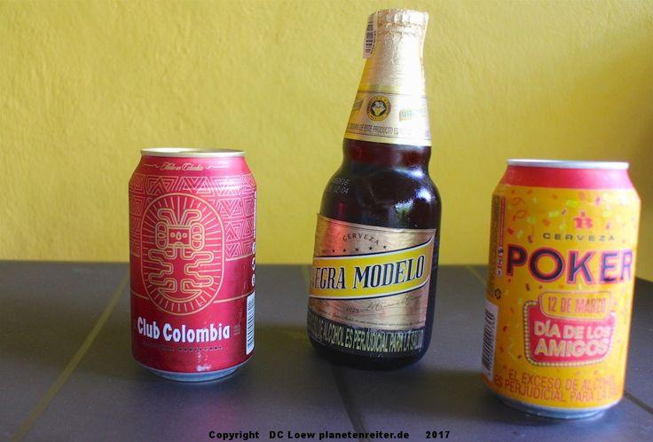 Südamerika Bier im Reiseblogger Biertest: Wo es Craft Bier im Dschungel von Peru und mexikanisches Bier am Ende der Welt in Kolumbien gibt.