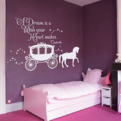 1000 ideas about princess carriage on pinterest for Cinderella bedroom ideas