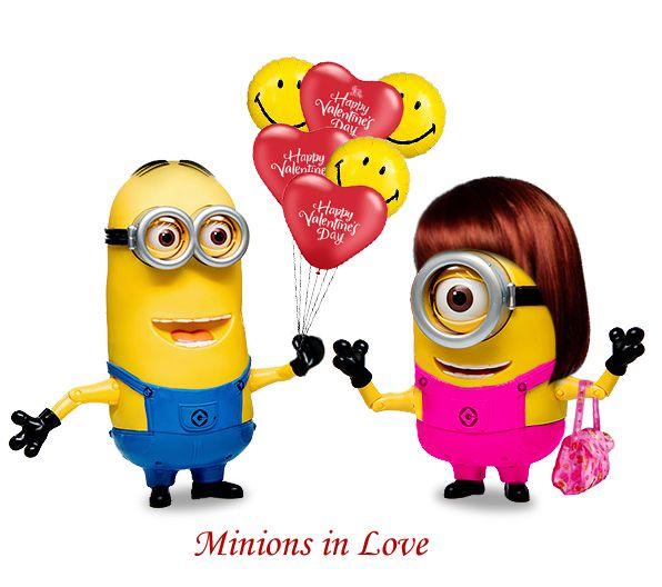 Valentine S Day Meme Minions In Love Funny Stuff
