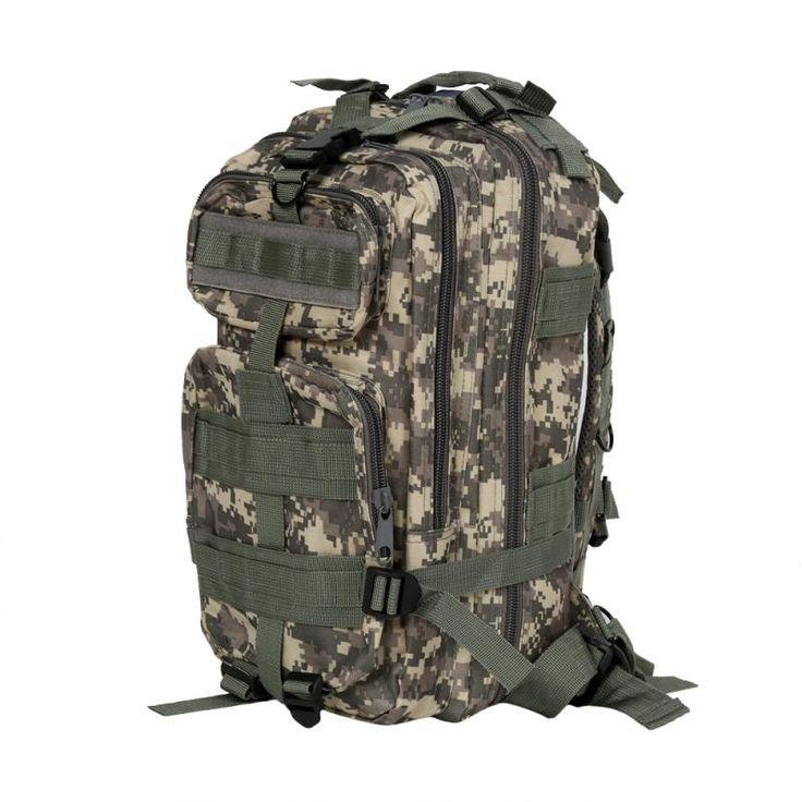 $31.92 (Buy here: https://alitems.com/g/1e8d114494ebda23ff8b16525dc3e8/?i=5&ulp=https%3A%2F%2Fwww.aliexpress.com%2Fitem%2FAmazing-30L-Hiking-Camping-Bag-Army-Military-Tactical-Trekking-Rucksack-Backpack-Camo-mochila-masculina-military-backpacks%2F32717200184.html ) Amazing 30L Bag Army Military Tactical Trekking Rucksack Backpack Camo mochila masculina military backpacks for just $31.92