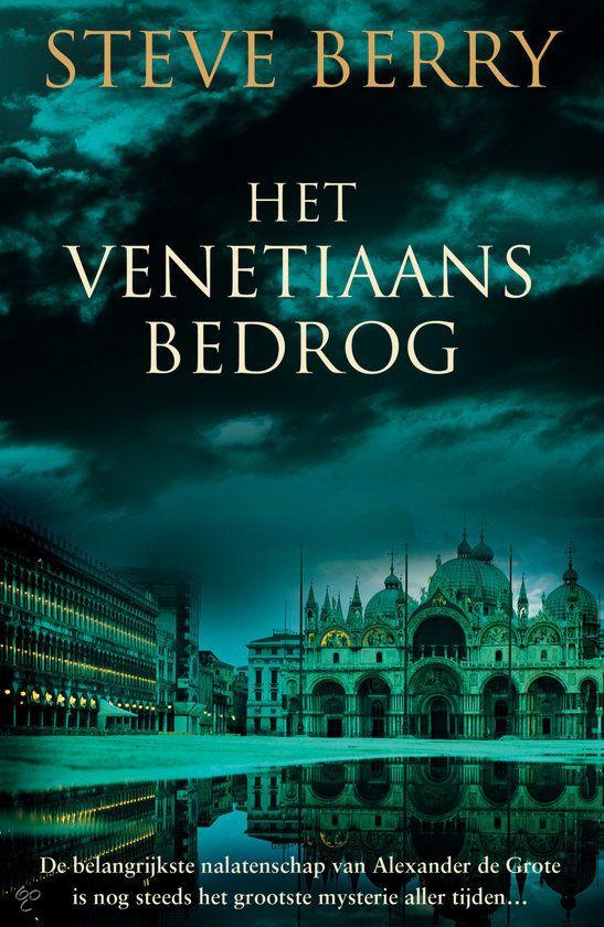 Steve Berry - Het Venetiaans bedrog