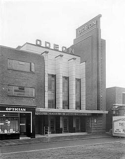 Odeon Cinema, Market Street, Chorley, Lancashire - amazing!