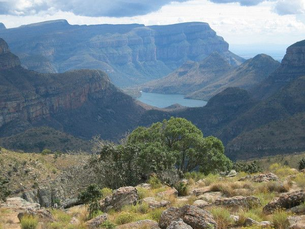 Interesting Facts About South Africa: River Canyon Blyde