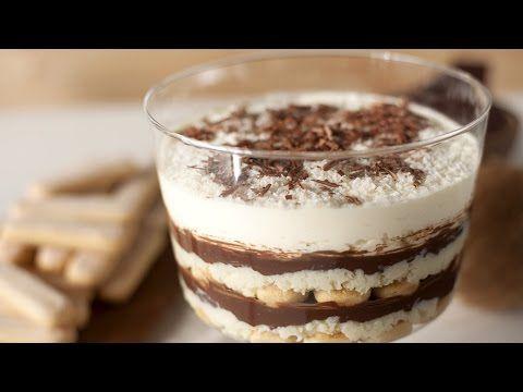 Трайфл | Английский шоколадно-кокосовый десерт » Хищница | Женский интернет-журнал