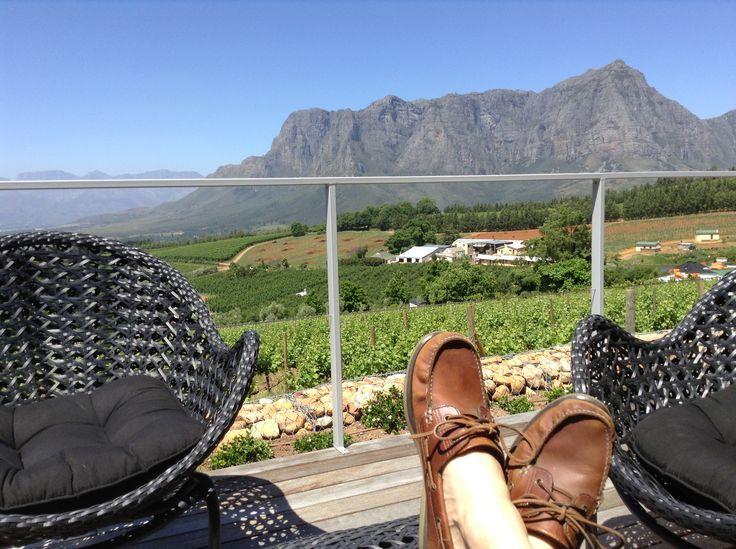 Clouds Estate, Cape Winelands, South Africa