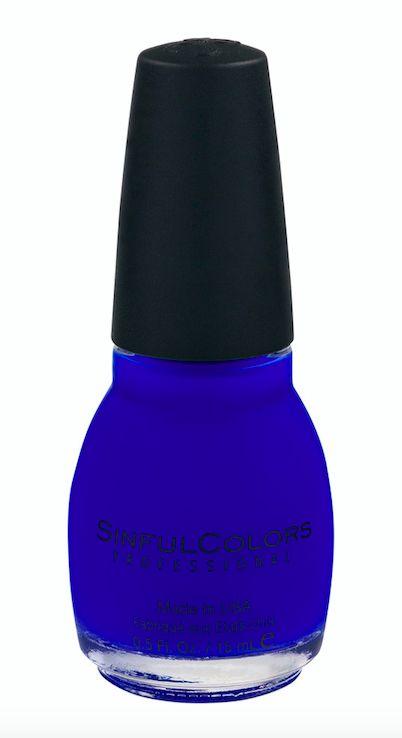 Selena Gomez Wore This $1.99 Blue Nail Polish For An Important Reason