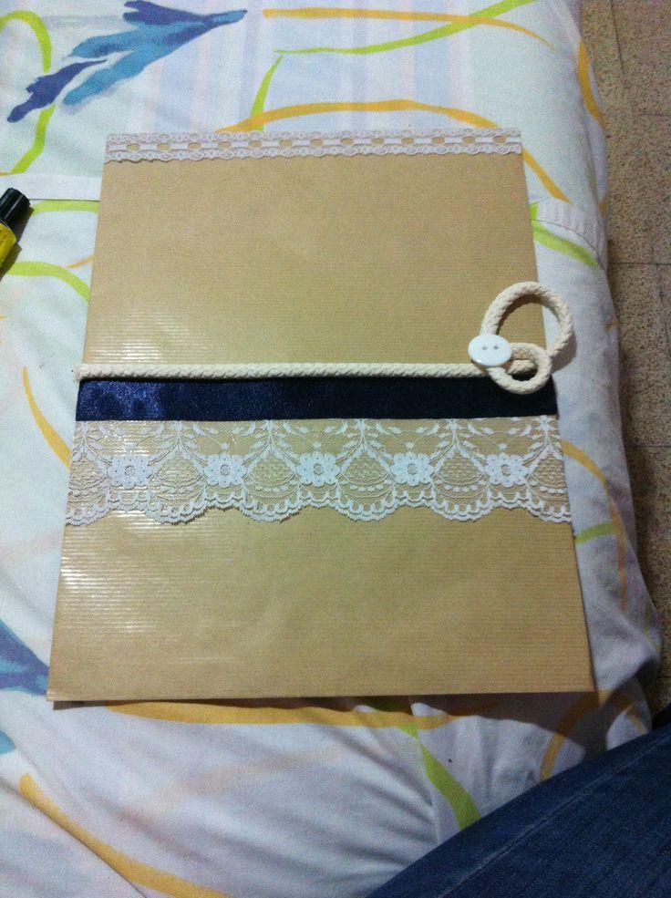 78 images about ideas para decorar carpetas o folders on - Bolsas para decorar ...