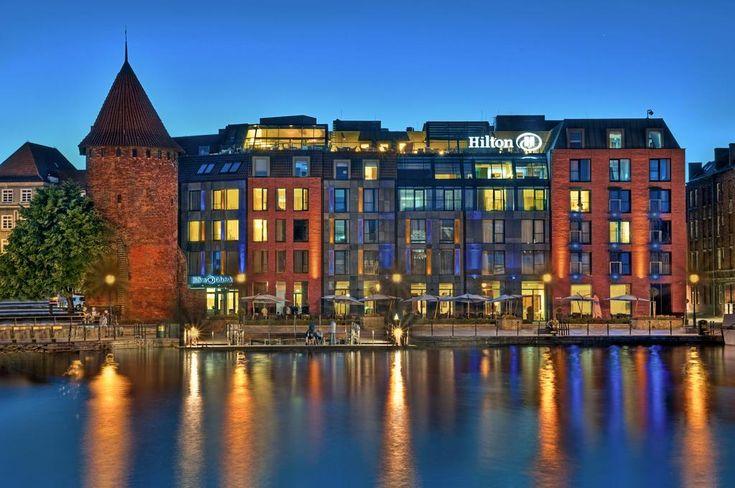 Booking.com: Hotele Hilton Gdansk , Gdańsk, Polska  - 1791 Opinie Gości . Zarezerwuj hotel już teraz!