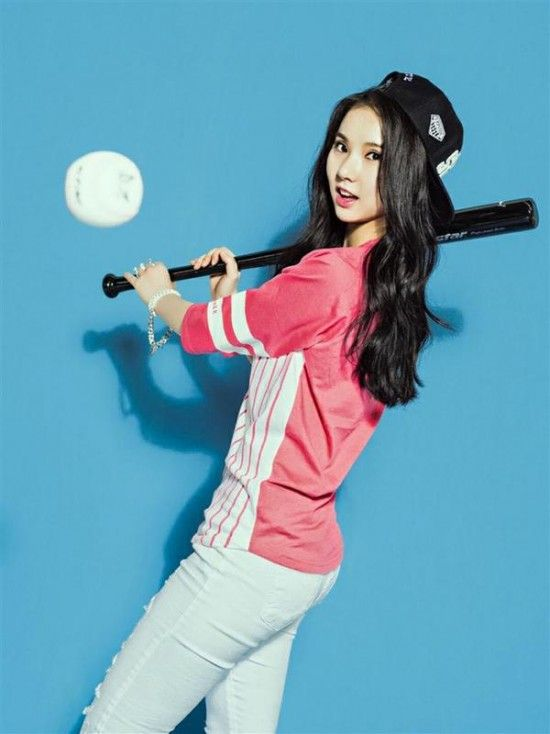 K pop Girl group G Friend is Featured in K Wave Magazine | Koogle TV