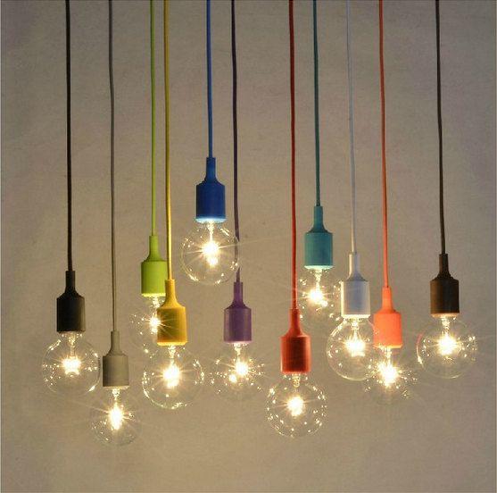 Moderne luminaire coloré - pour les restaurants, les enfants, des chambres et des maisons modernes