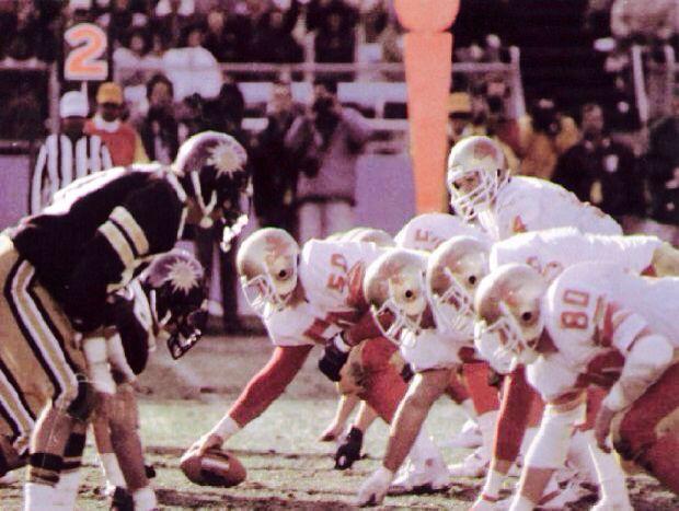 248 best usfl images on pinterest new jersey vintage football philadelphia stars at denver gold sciox Gallery