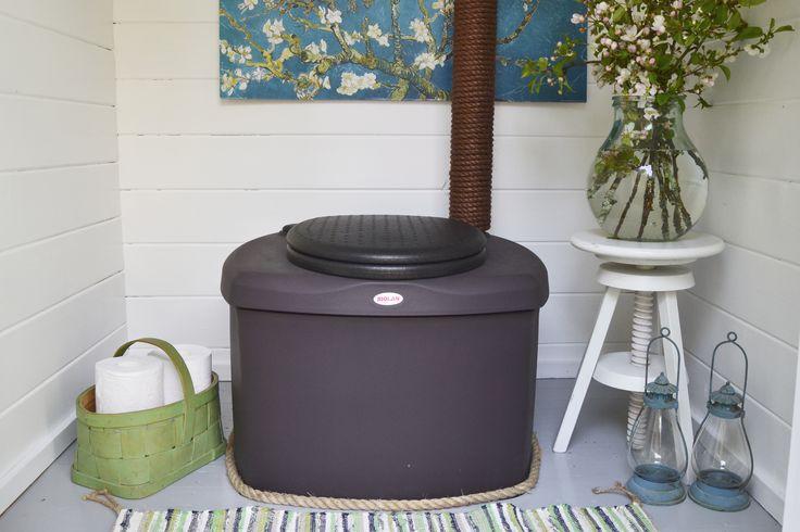 Biolan Kompostikäymälä Biolan Composting Toilet