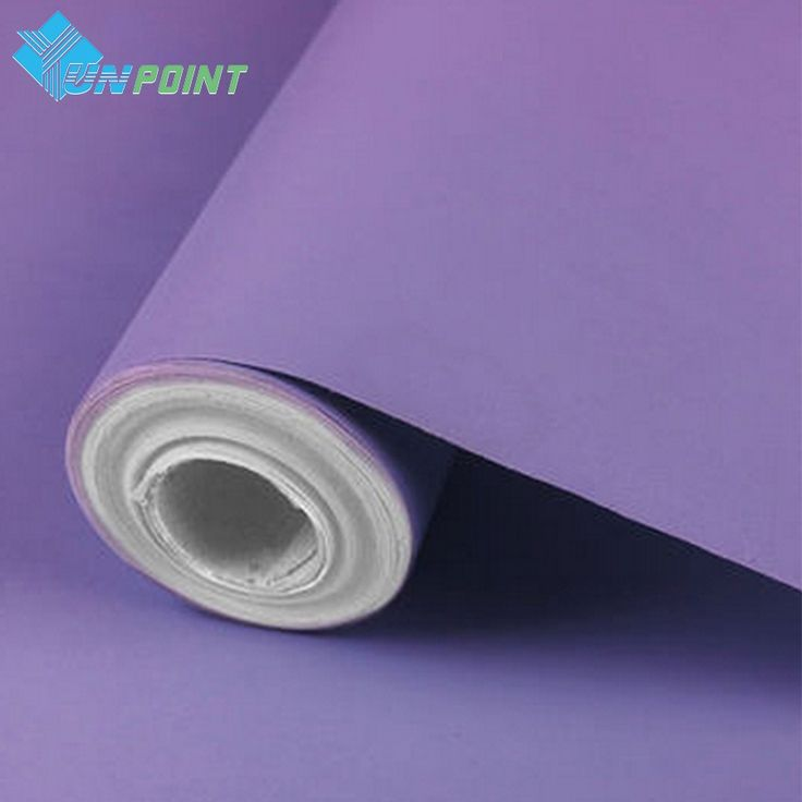 12.85$  Buy now - http://alih6t.shopchina.info/go.php?t=32684541149 - 3Meter Solid Color Self Adhesive Film Modern PVC Vinyl Wallpaper for Princess Rooms Bedroom Purple Wall Stickers DIY Home Decor 12.85$ #magazineonlinebeautiful
